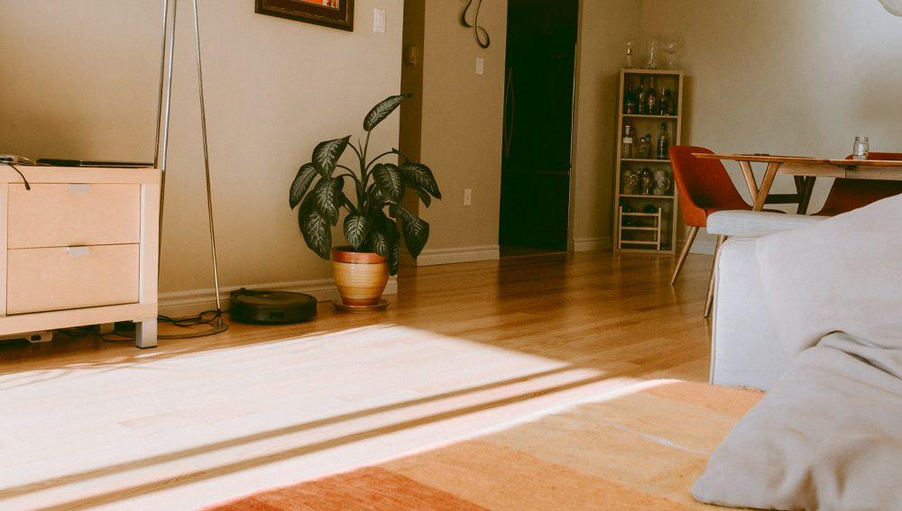 Clean Bedroom Floor